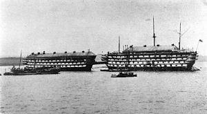 300px-HMSCambridge_HMSCalcutta_Devonport